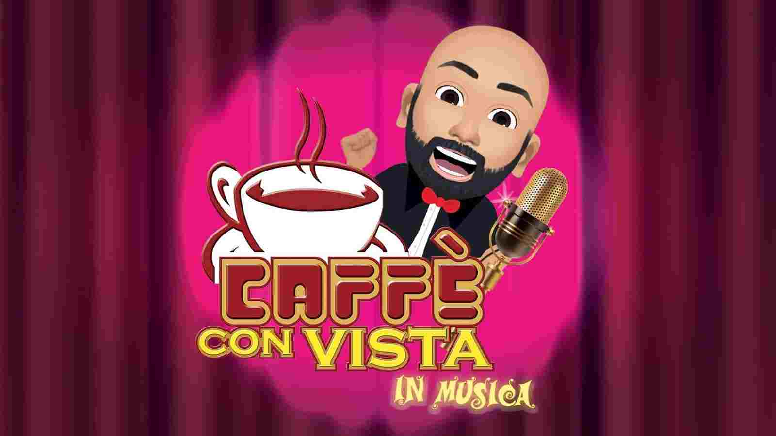 """MIRCO REALDINI: """"Caffè con Vista, in musica"""" è il nuovo talent dell'autore e presentatore"""