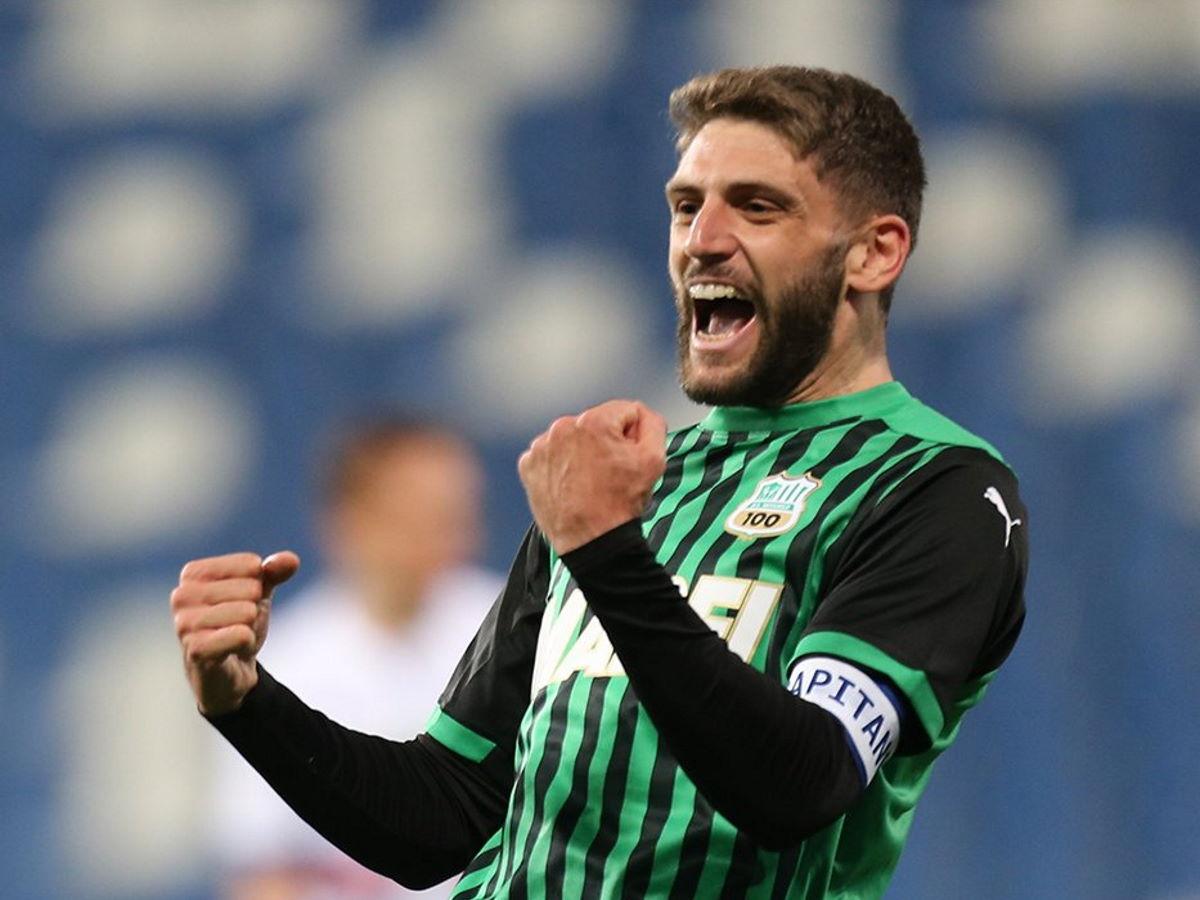 Serie A, 33.ma giornata: il Sassuolo batte 1-0 la Sampdoria e inizia a pensare all'Europa