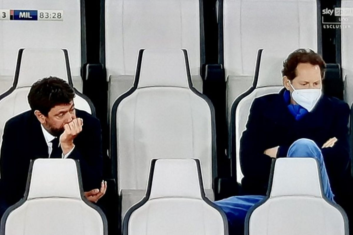 Disastro Juventus: non solo niente Super League, ma neppure niente Champions