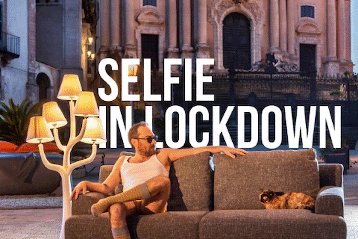 È online il videoclip di Mario Incudine, Selfie in lockdown