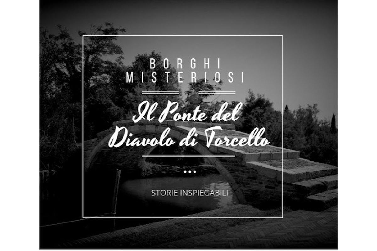 Il Ponte del Diavolo a Torcello