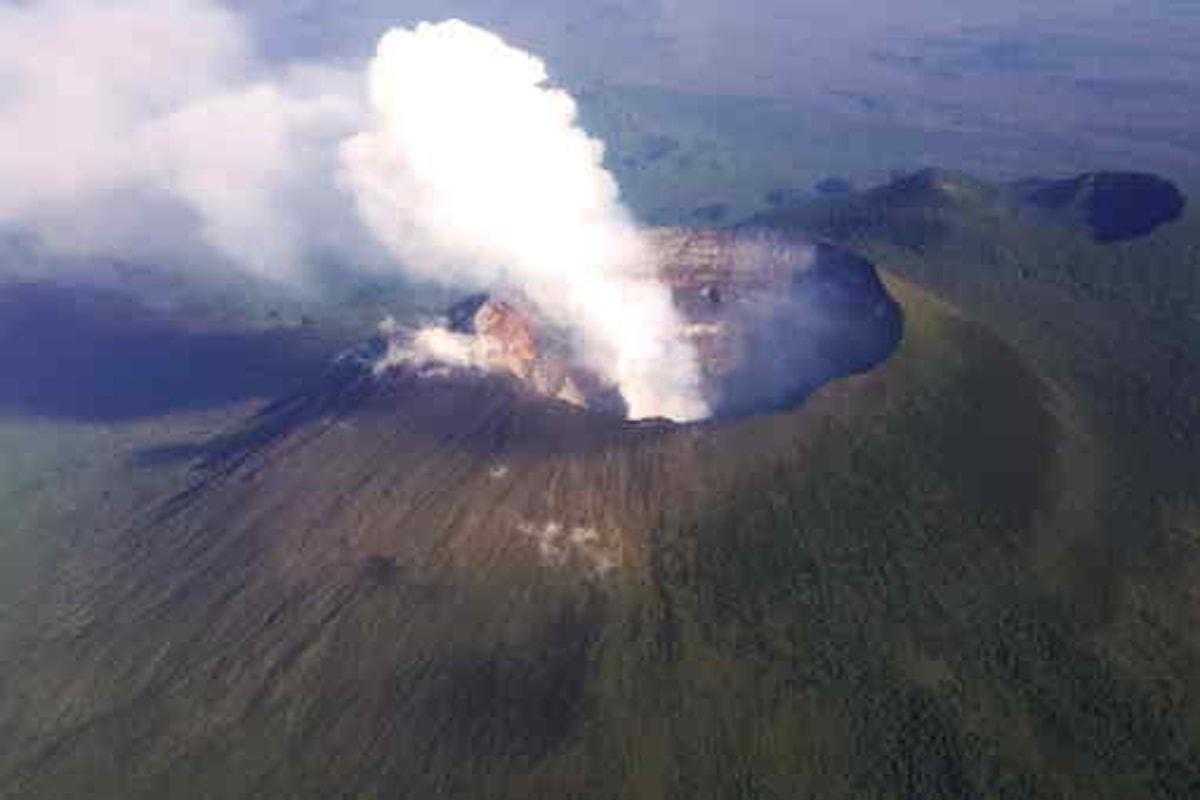 Città evacuate per l'eruzione del Nyiragongo