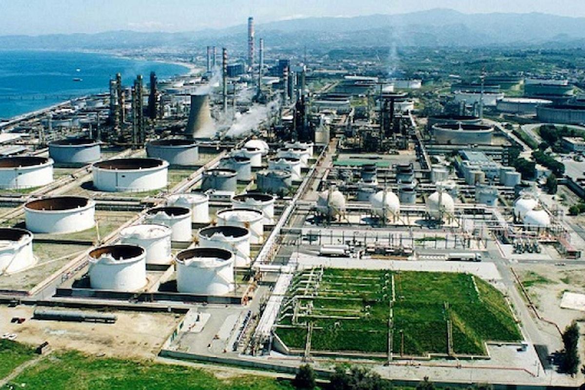 Milazzo - Protocollo d'intesa con la Raffineria