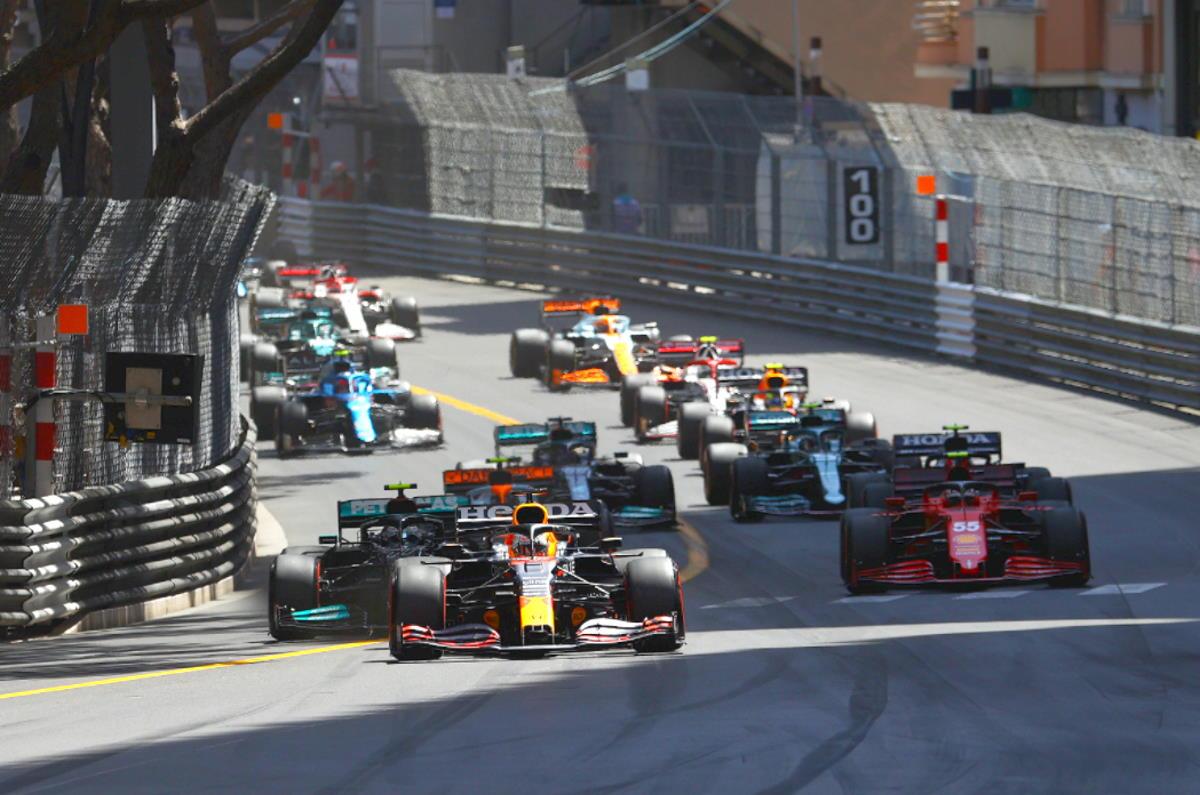 Formula1, Leclerc non riesce a prendere il via e Verstappen vince senza problemi il GP di Monaco