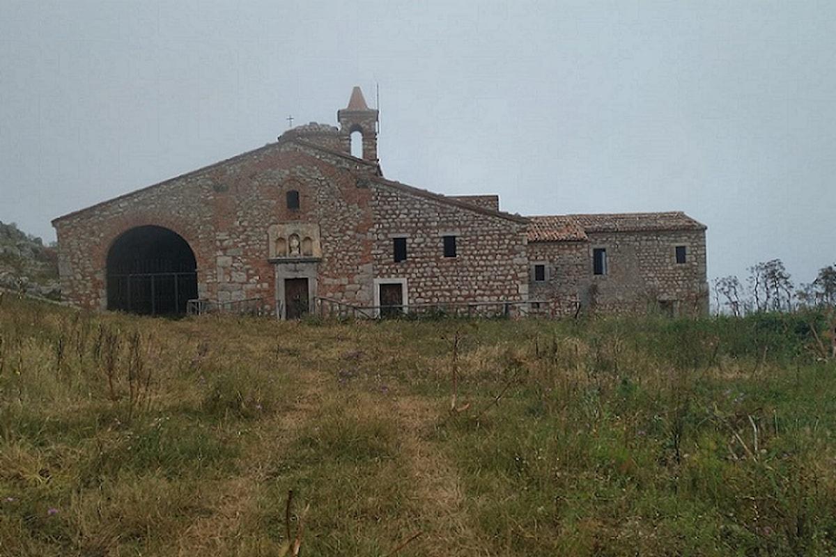 San Fratello (ME) – Si interviene sul sito di Apollonia
