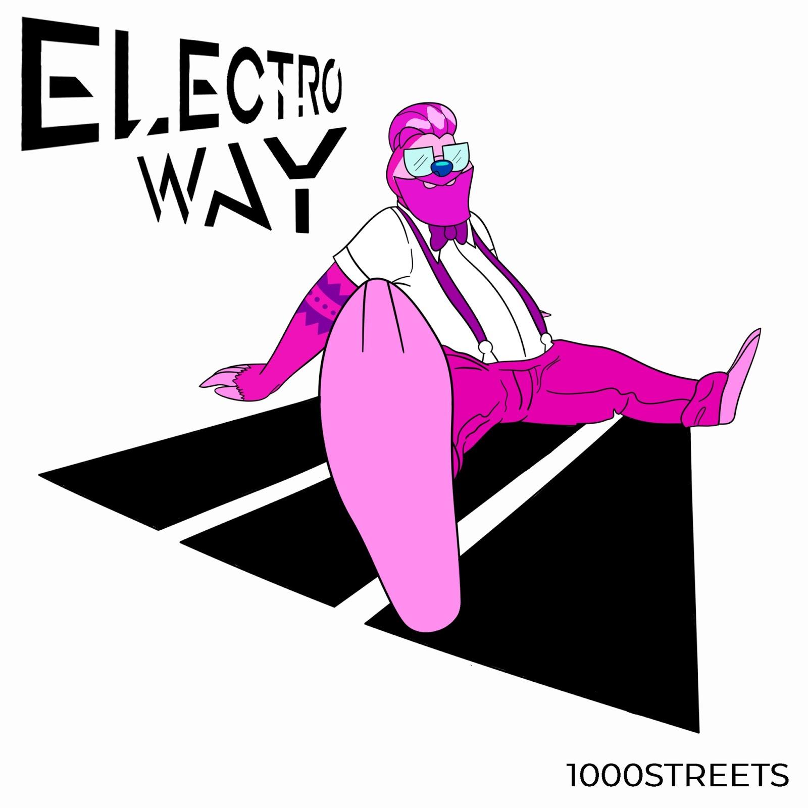 """1000STREETS, """"Electro Way"""" è il primo album dal sound electroswing e Lo-fi/chill out di una delle orchestre più apprezzate d'Italia"""