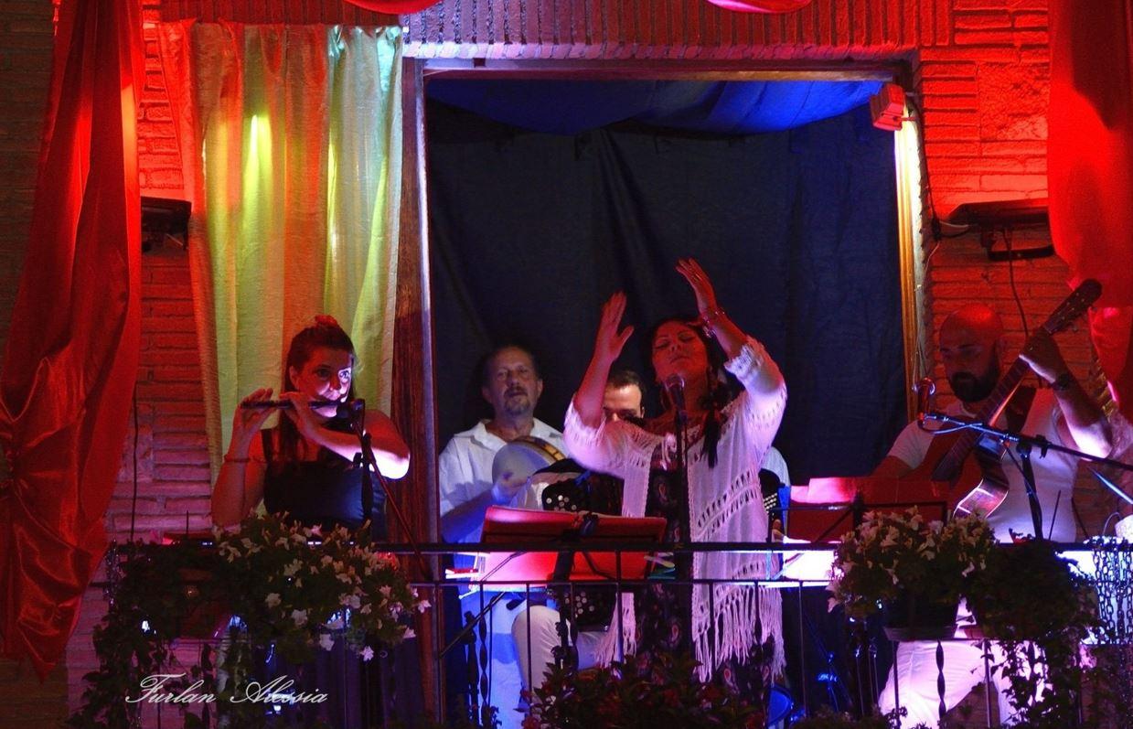Balcone in Musica, a Nettuno tra musica popolare e solidarietà