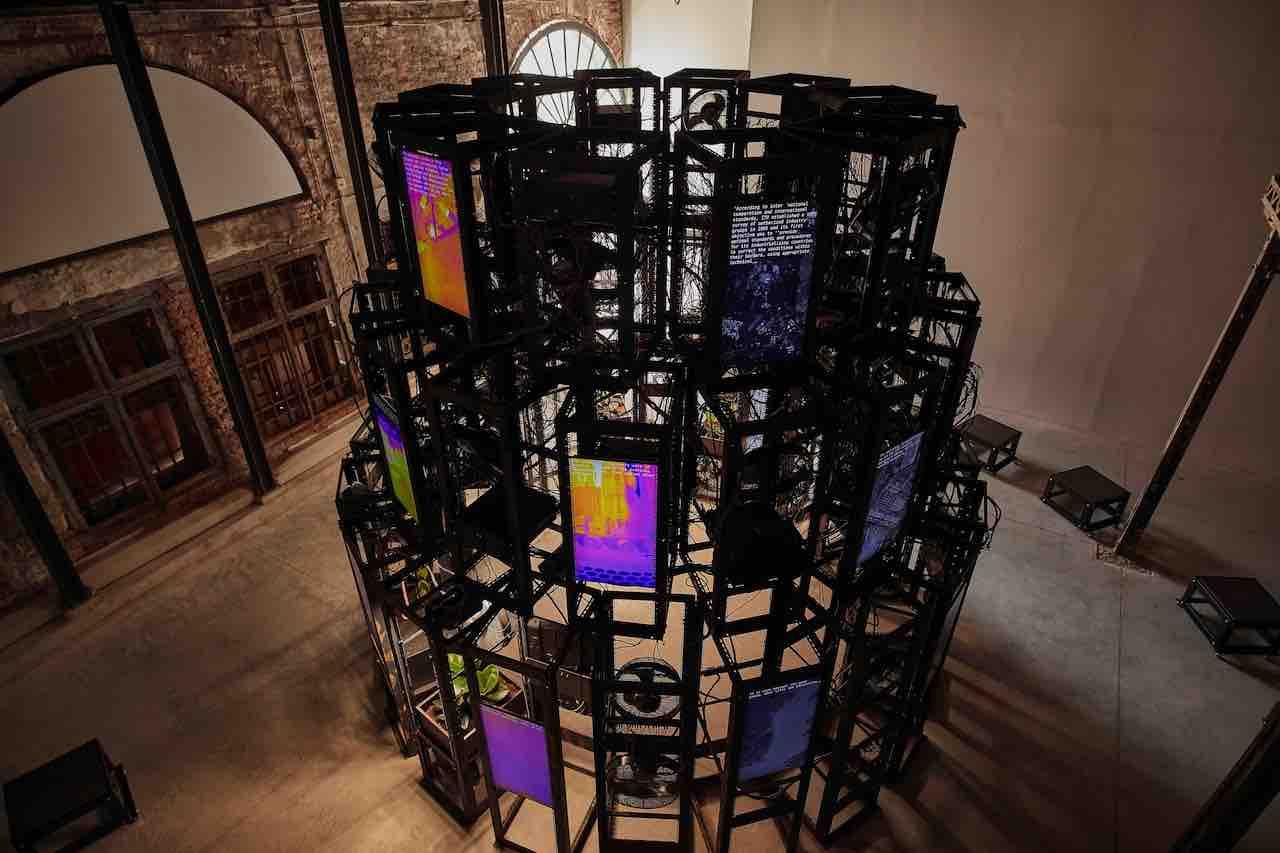 I Data Center sono i protagonisti del Padiglione Irlanda alla 17ª Biennale di Architettura di Venezia
