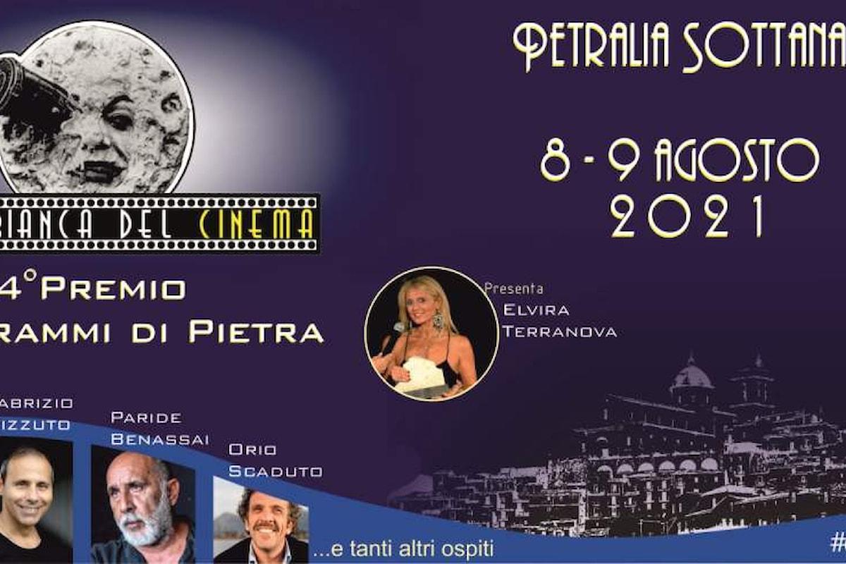 Notte Bianca del Cinema - Premio Fotogrammi di Pietra, Petralia Sottana (PA), 8-9 Agosto 2021