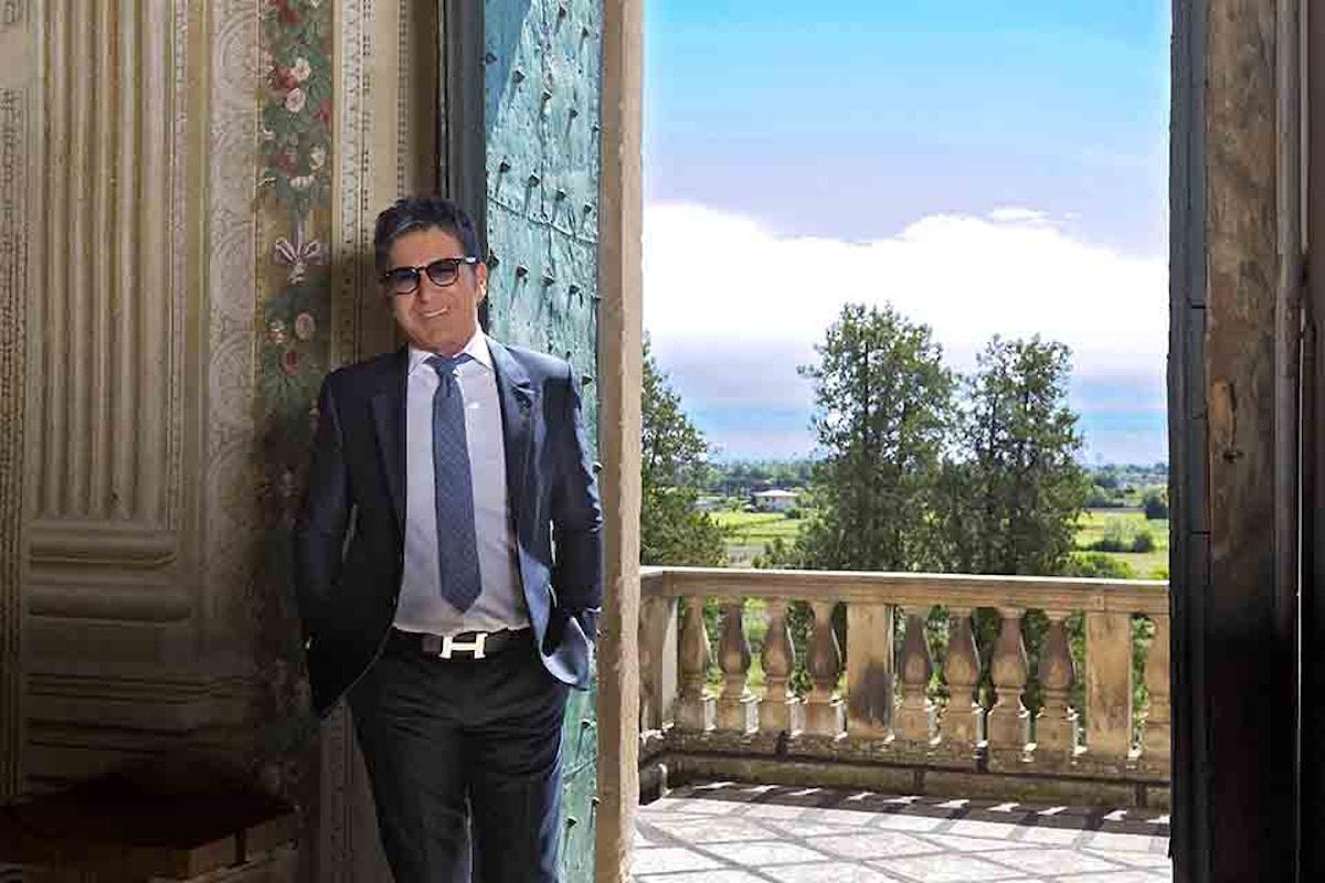 Sergio Cervellini ha ridato vita al Castello del Catajo