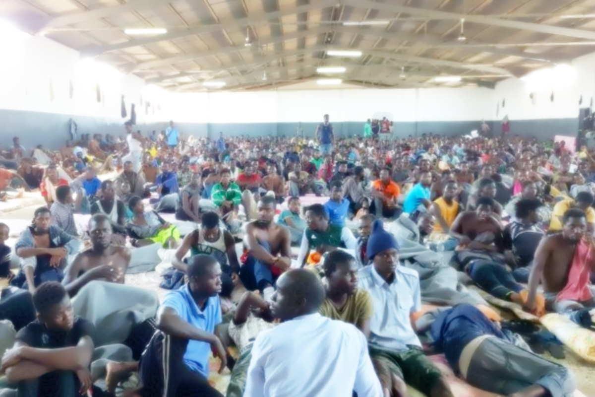 Oxfam: confermato il sostegno del governo italiano alla... Guardia costiera libica!
