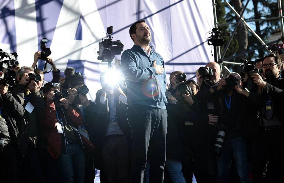 Salvini è il problema dell'Italia