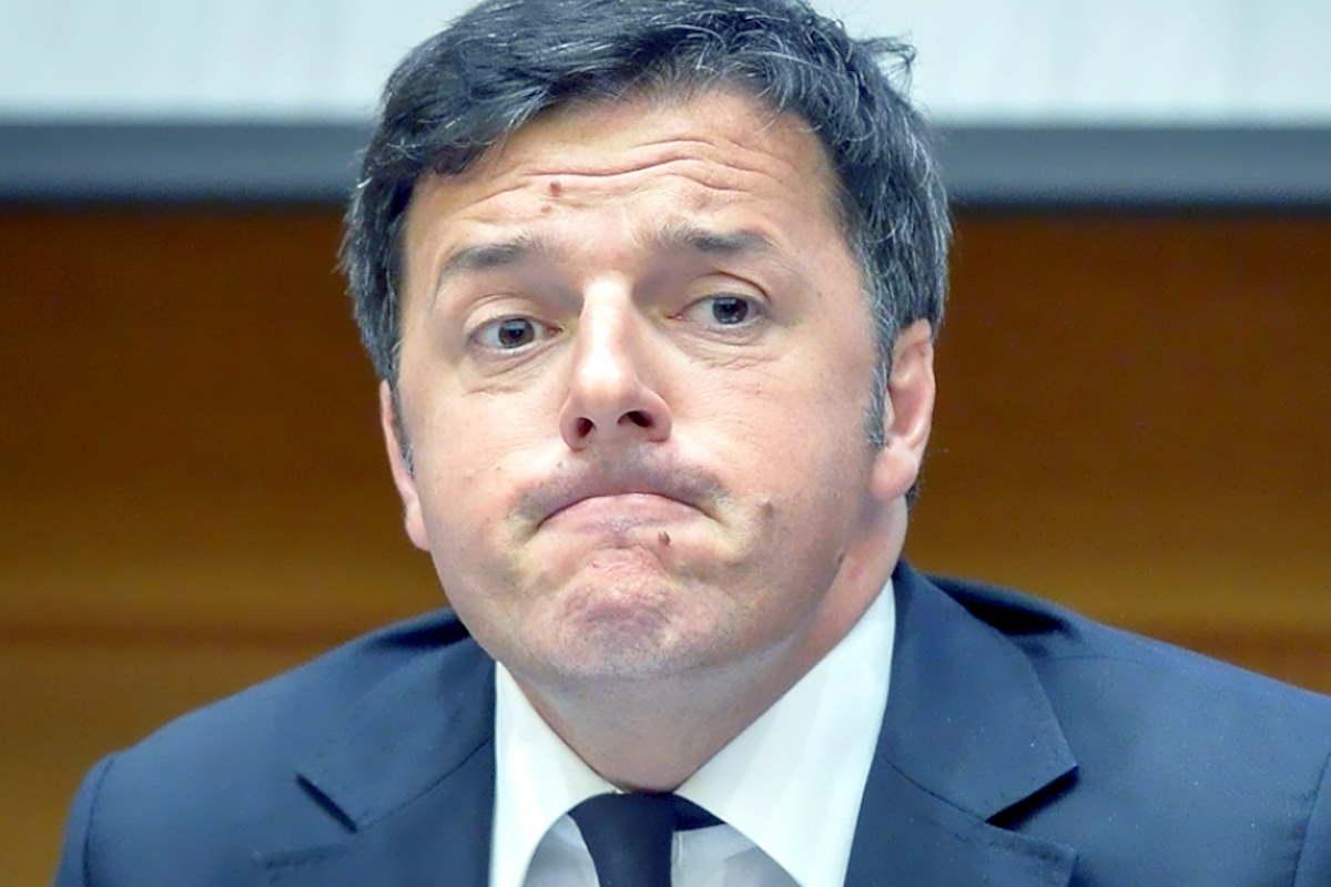 Finalmente Renzi ha confessato: lui non è di sinistra!