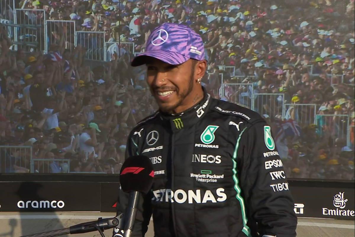 Formula1, Hamilton partirà primo a Silverstone nella gara Sprint di sabato per definire la griglia del GP di Gran Bretagna