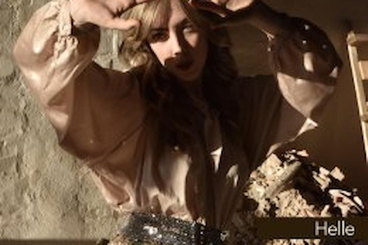 HELLE Rispetto è il nuovo brano della cantautrice e producer bolognese che racconta la dualità dell'animo umano