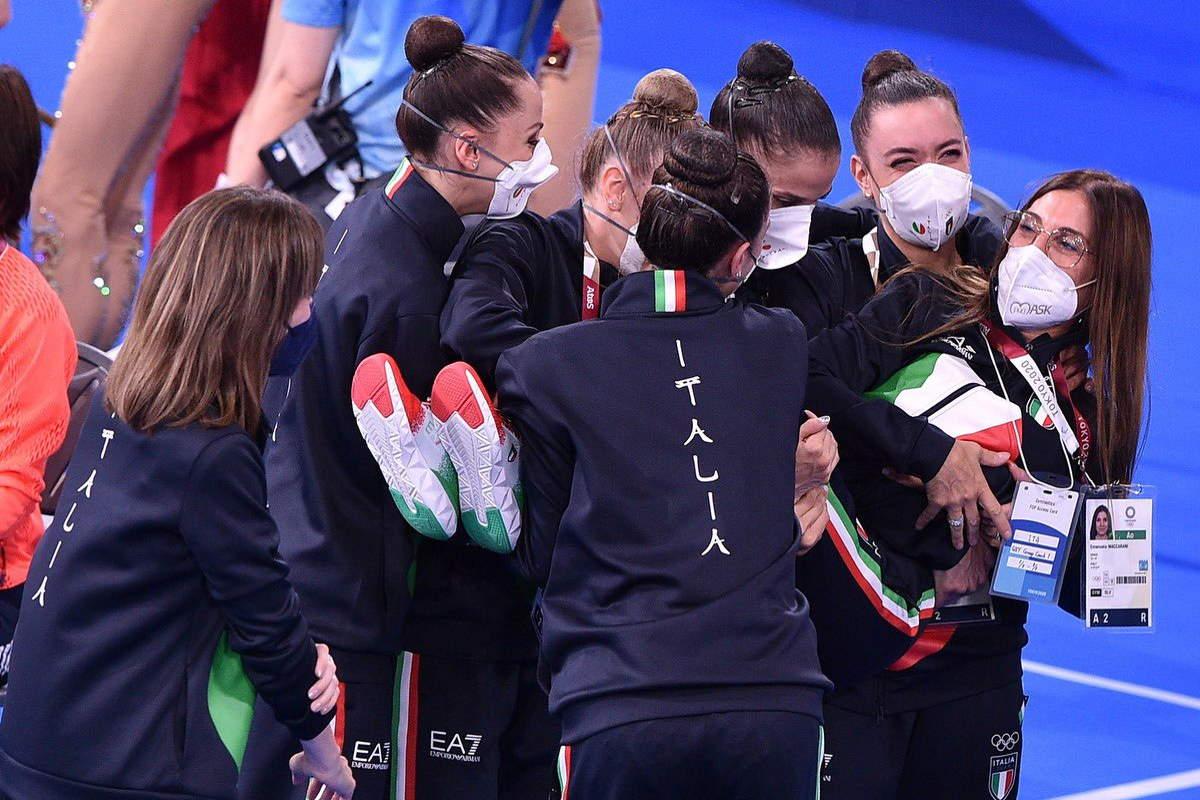 Si conclude con 40 medaglie vinte l'avventura dell'Italia a Tokyo 2020