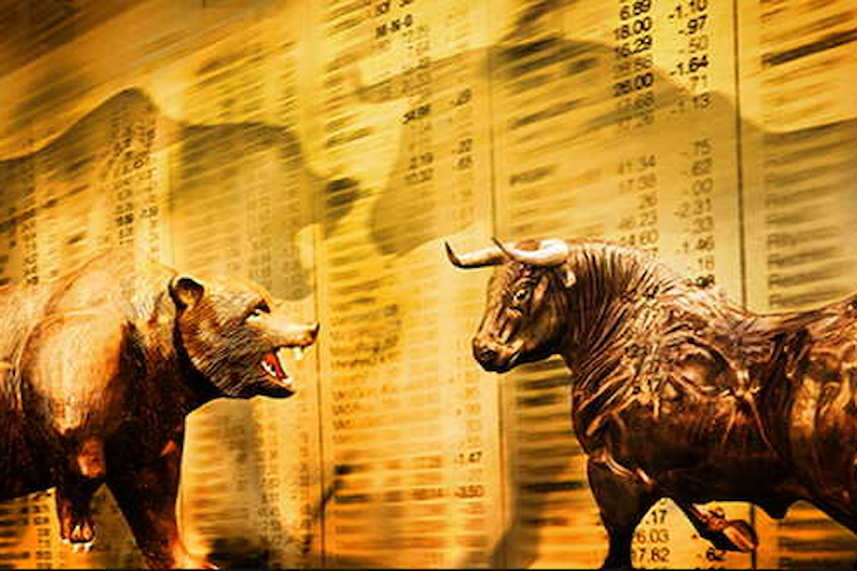 Prezzo dell'oro sull'altalena, ma per adesso resiste la soglia 1800$