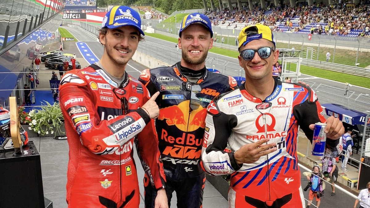 MotoGP, miracolo Binder che si aggiudica il GP d'Austria