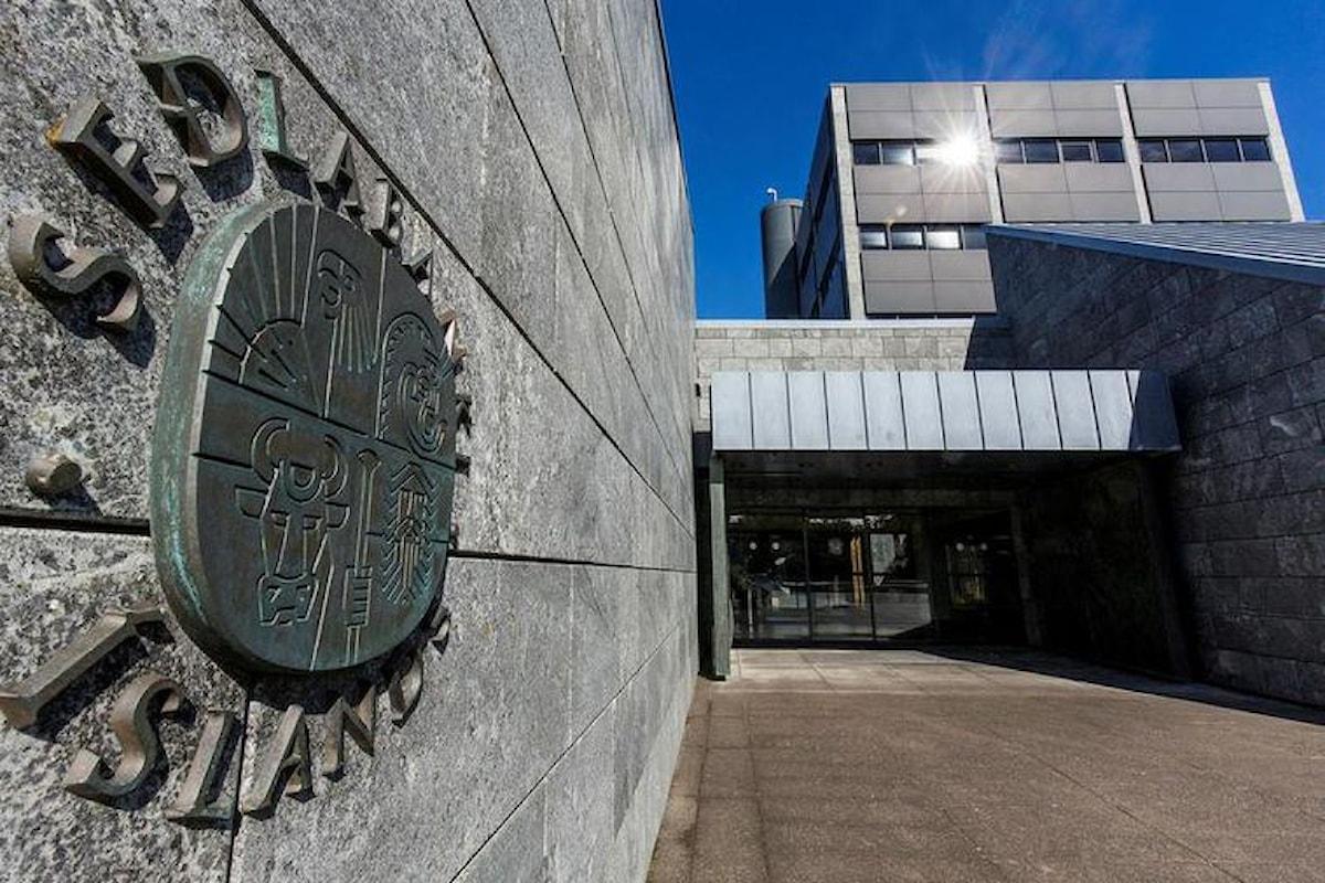 Tasso di interesse, nuova stretta della banca d'Islanda