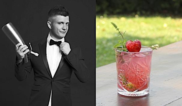 Bagnarol Wine Cocktail by Michele Piagno, un modo diverso per gustare le eccellenze friulane