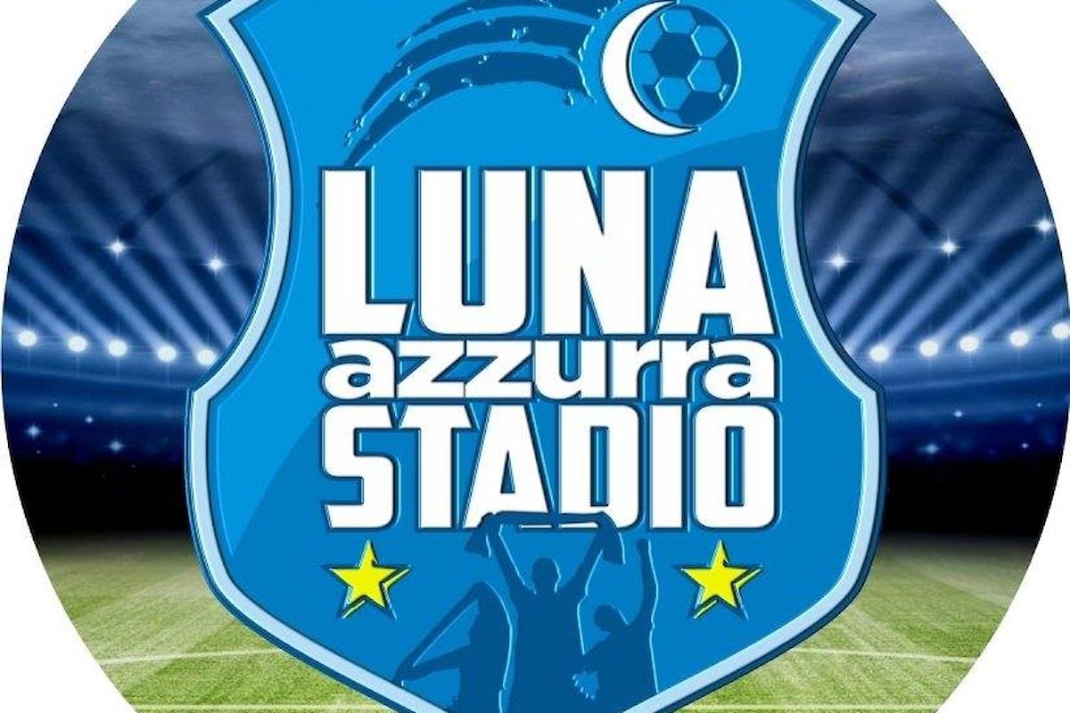 Riparte il campionato: scende in campo la squadra di Luna Azzurra Stadio