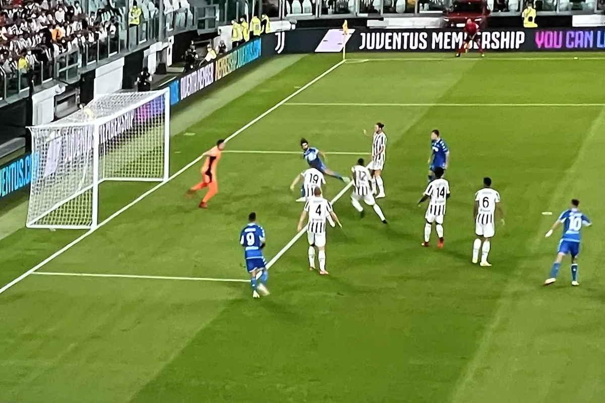 Serie A, solo 1 punto per la Juventus nelle prime due giornate
