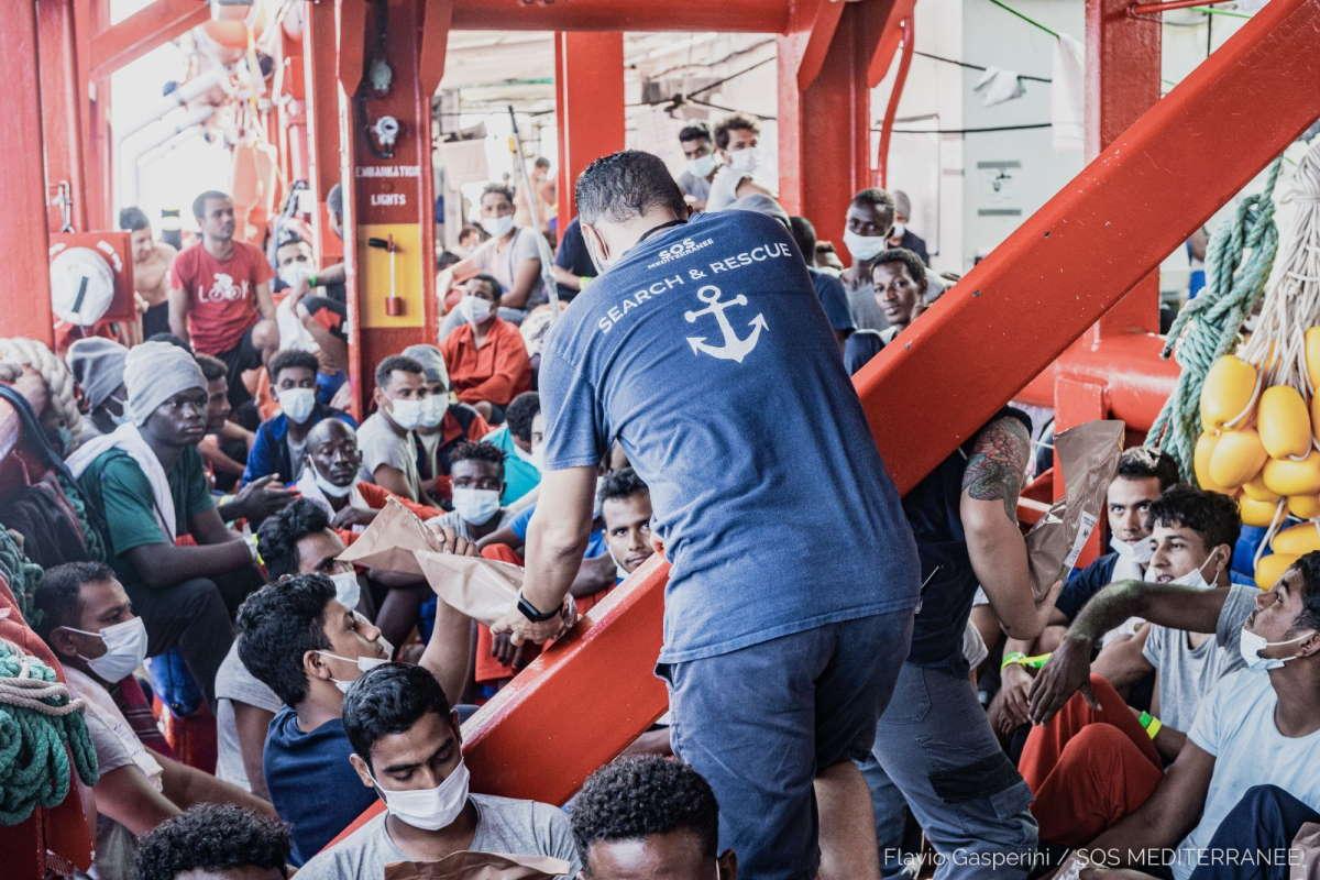 Assegnato Trapani come porto sicuro ai 257 migranti della Sea-Watch 3