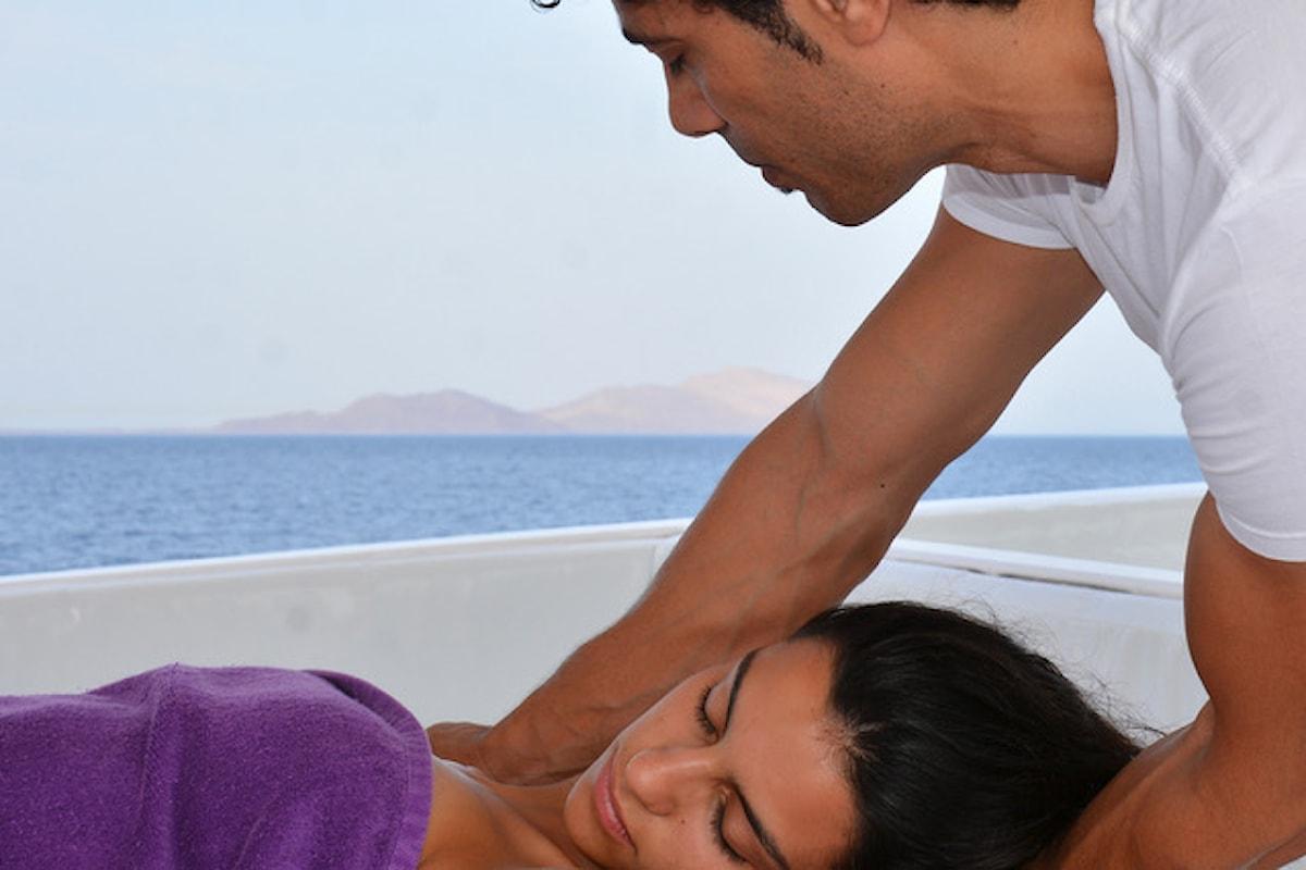 Domina Coral Bay - Sharm el Sheikh - Una Wellness Boat per relax in mare... prima e dopo le immersioni sulla barriera corallina