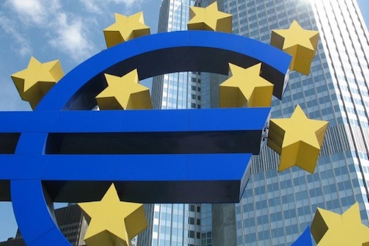 Crescita economica: la BCE continua a vedere una ripresa robusta, ma con dei rischi