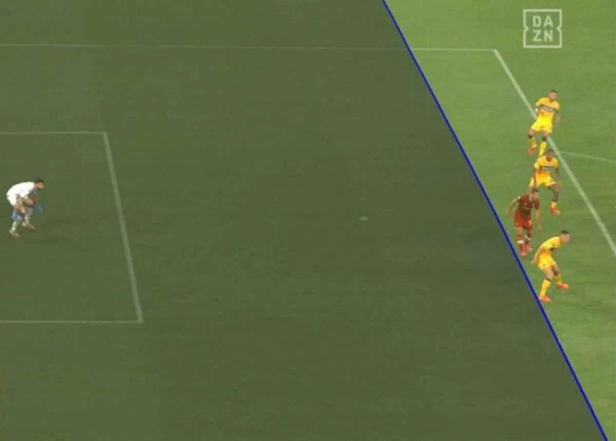 Paolo Casarin sulla Goal Line Technology: non è ancora dimostrabile l'attimo esatto in cui un giocatore passa la palla al compagno attaccante
