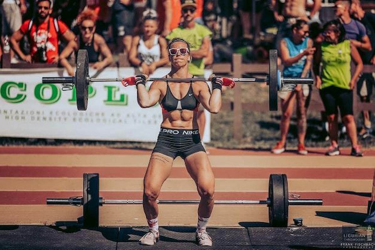 Chiara Micco tra le 20 atlete categoria Élite della Uroboro Summer Competition, Brindisi 6-7-8 agosto 2021