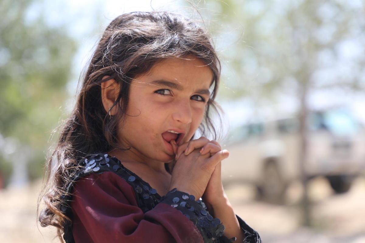 L'appello di Henrietta Fore, direttore generale dell'Unicef, per i bimbi afgani