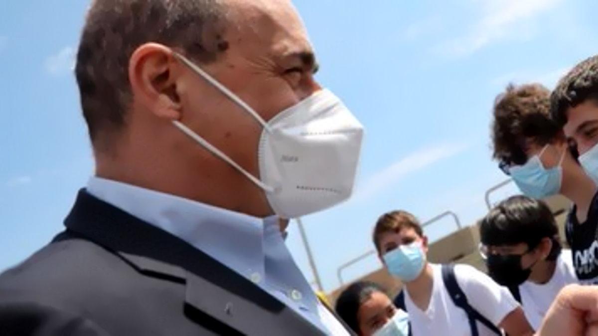 Zingaretti: dalla prossima settimana il Lazio parte con la terza dose di vaccino