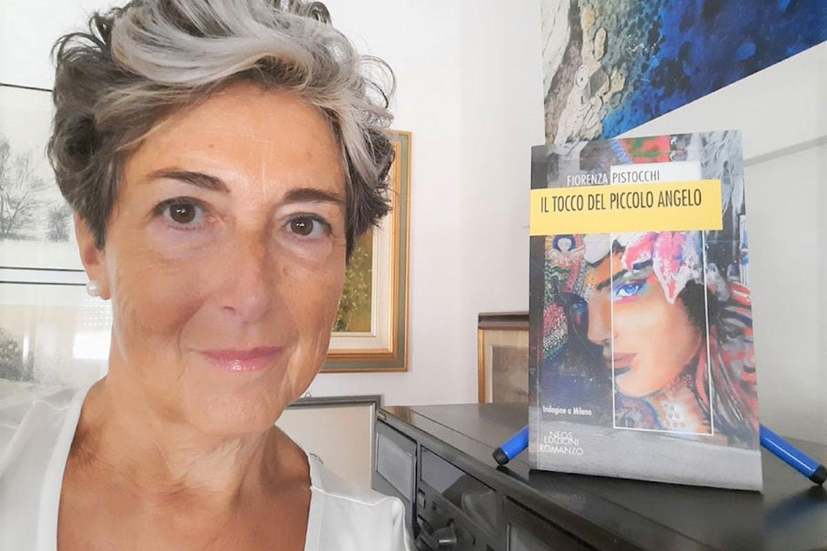 """""""Il tocco del piccolo angelo"""", il nuovo romanzo di Fiorenza Pistocchi"""