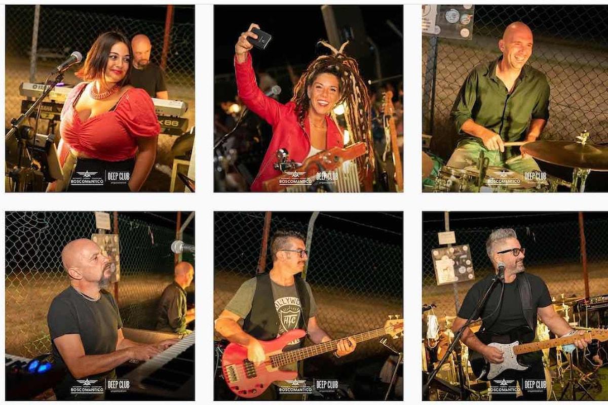 Al-B.Band live al Terrace c/o Life - Bolzano il 9 settembre