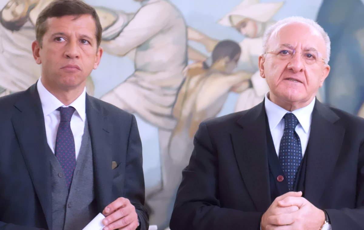 La Corte di Appello di Napoli ha condannato Enrico Coscioni, ex consigliere per la Sanità del presidente De Luca