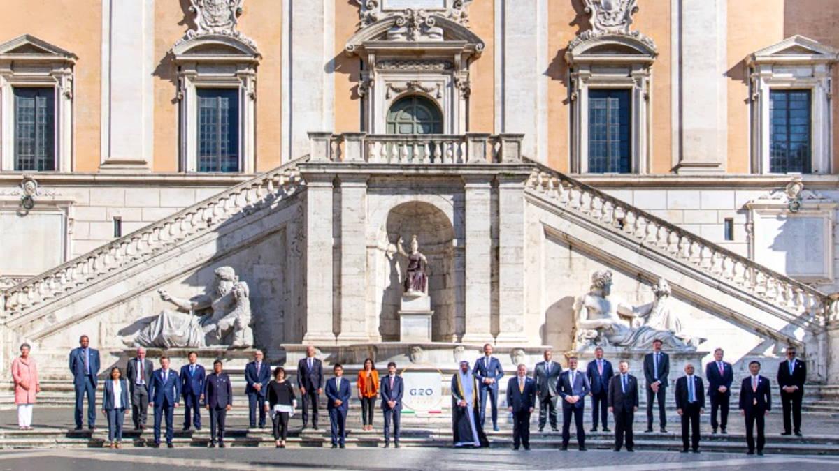 A Roma il sì di tutti i Paesi del G20 al vaccino da considerarsi bene comune per il mondo