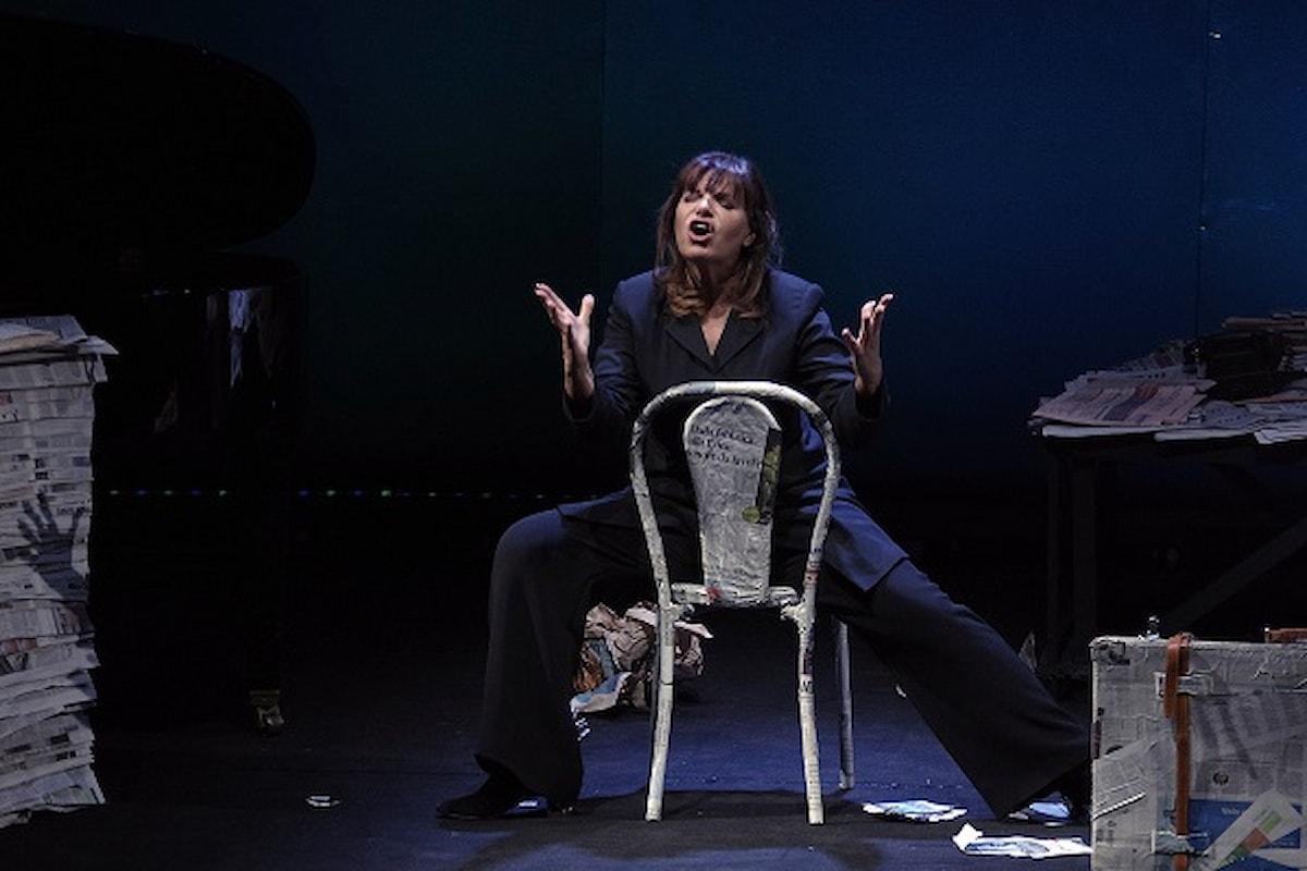 Al CIVITA FESTIVAL 2021 Elena Bonelli interpreta Brecht e lo dedica alle donne Afghane