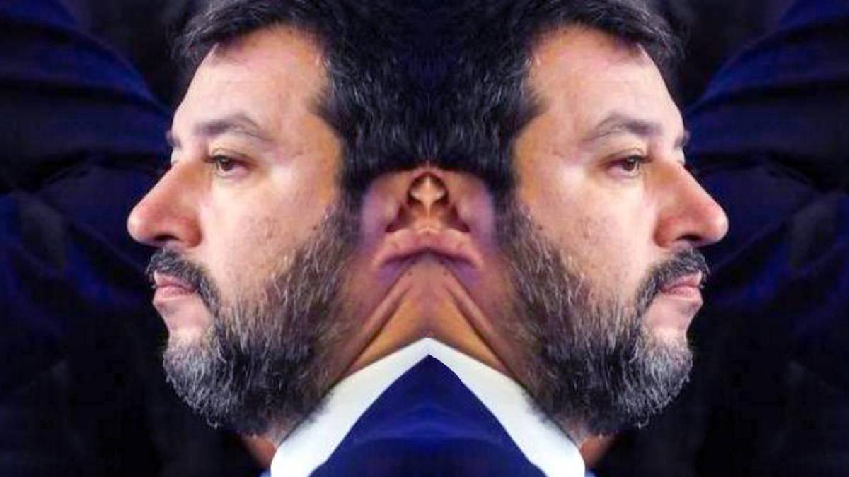Salvini in affanno di consensi rispolvera la Lega di opposizione e di governo
