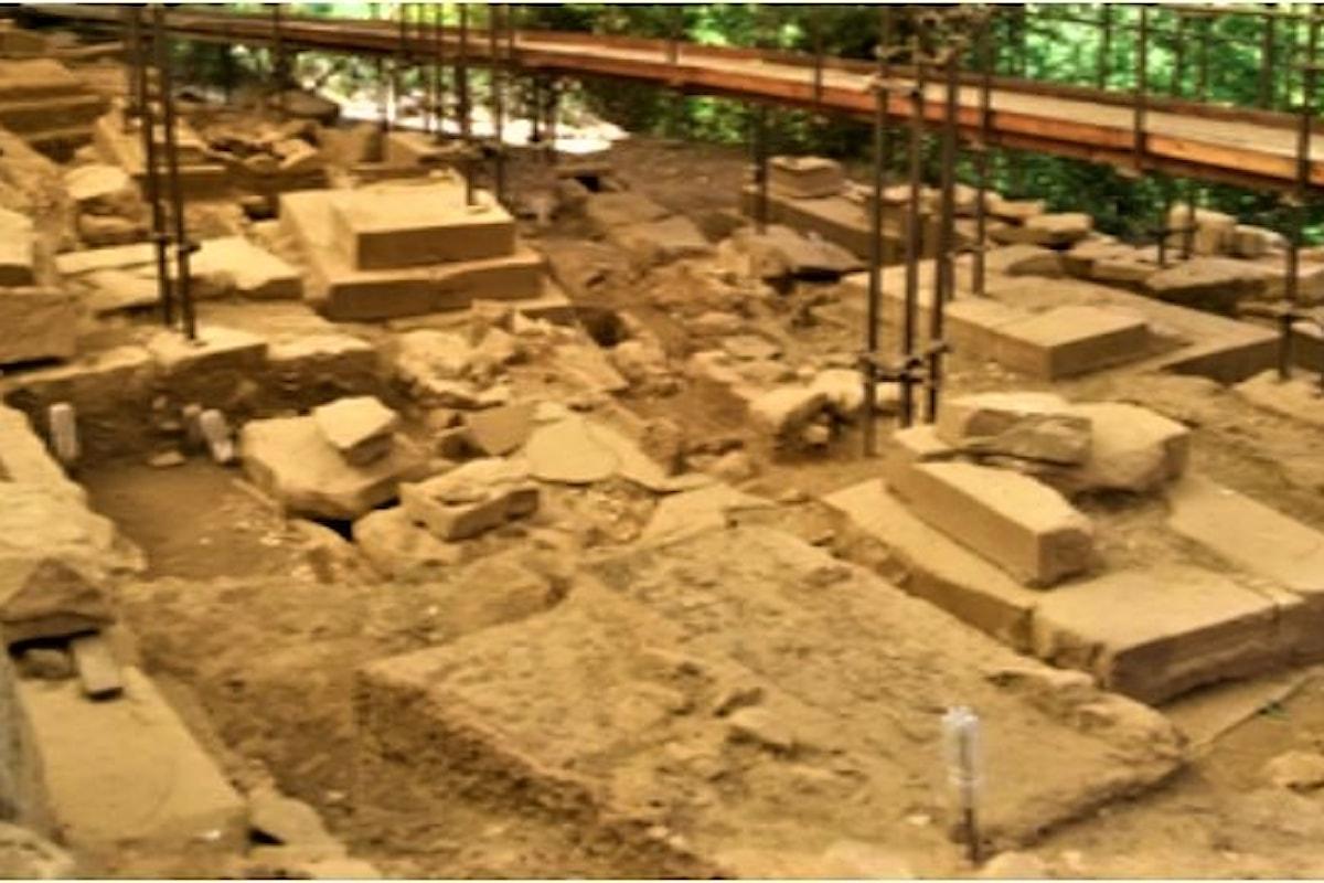 Tripi (ME) – Riprendono i lavori di scavo e conservazione della necropoli ellenistica di Abakainon