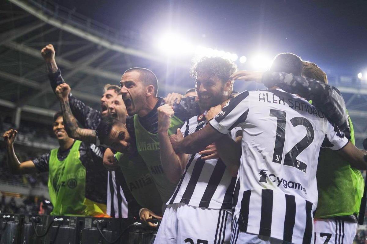 Serie A, la Juve si aggiudica il derby battendo il Torino 1-0
