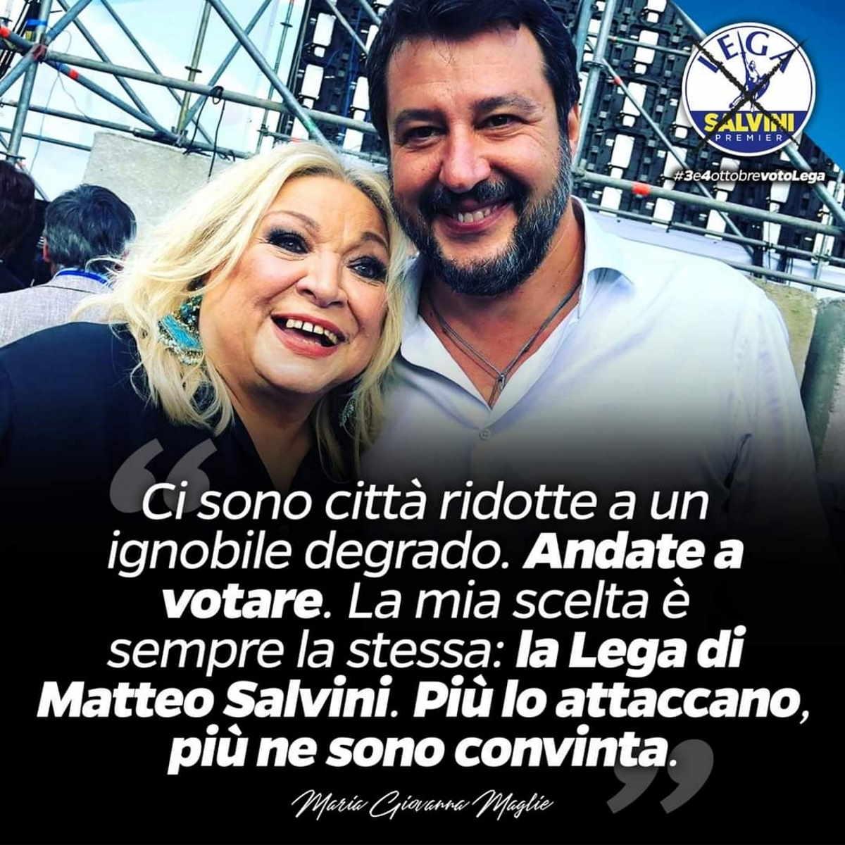I risultati delle amministrative del 3 e 4 ottobre decideranno il destino di Salvini alla guida della Lega