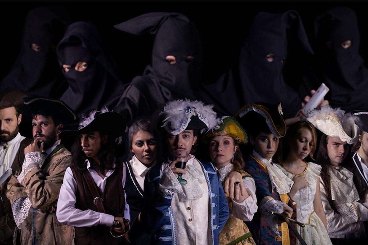 """""""I Beati Paoli"""", l'opera di Luigi Natoli portata sul palcoscenico dalla compagnia teatrale """"Araldo del vespro"""""""