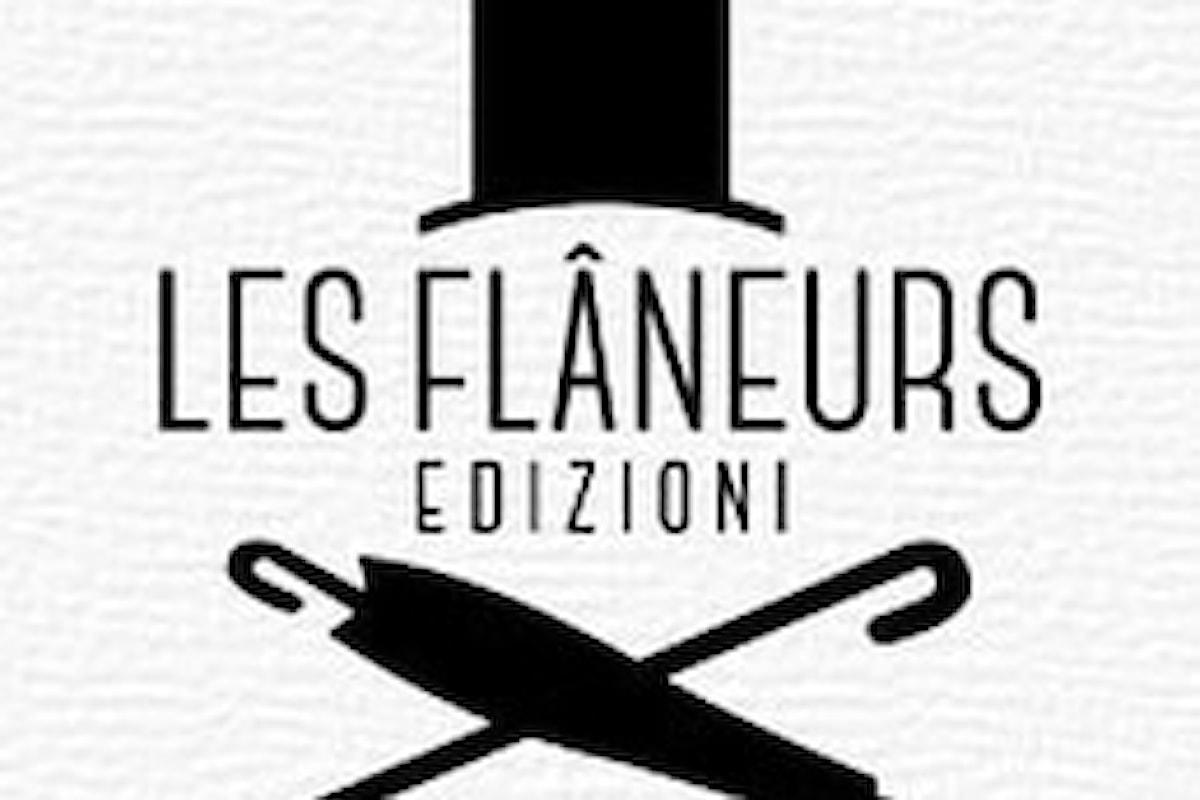 Quattro chiacchiere con Alessio Rega, editore de Les Flâneurs Edizioni