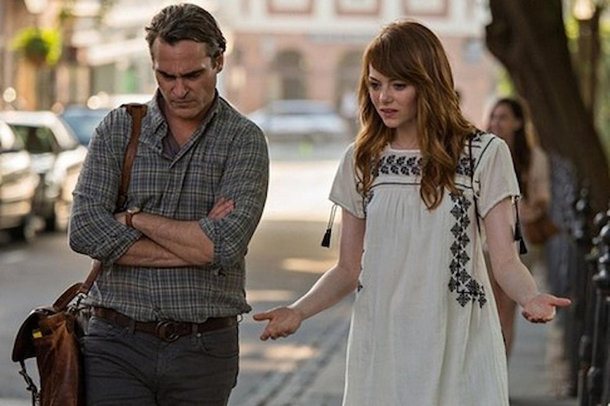 La recensione del nuovo film di Woody Allen, Irrational Man