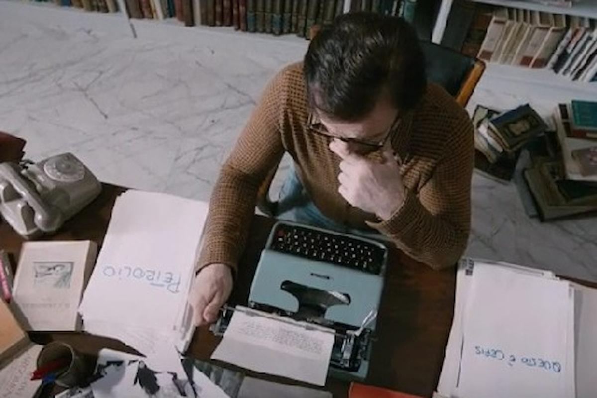 Ecco il teaser di La Macchinazione, film di David Grieco sulla morte di Pasolini