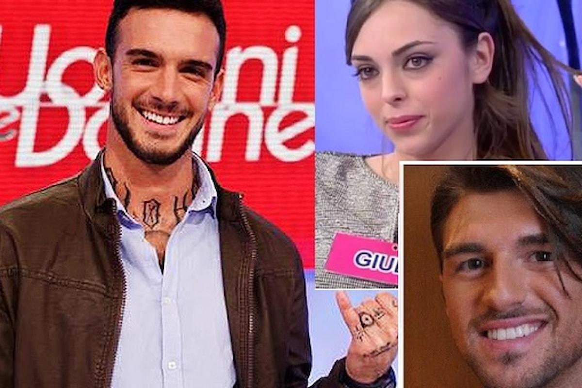 Trono classico Uomini e Donne: Giulia ora preferisce Andrea a Lucas?
