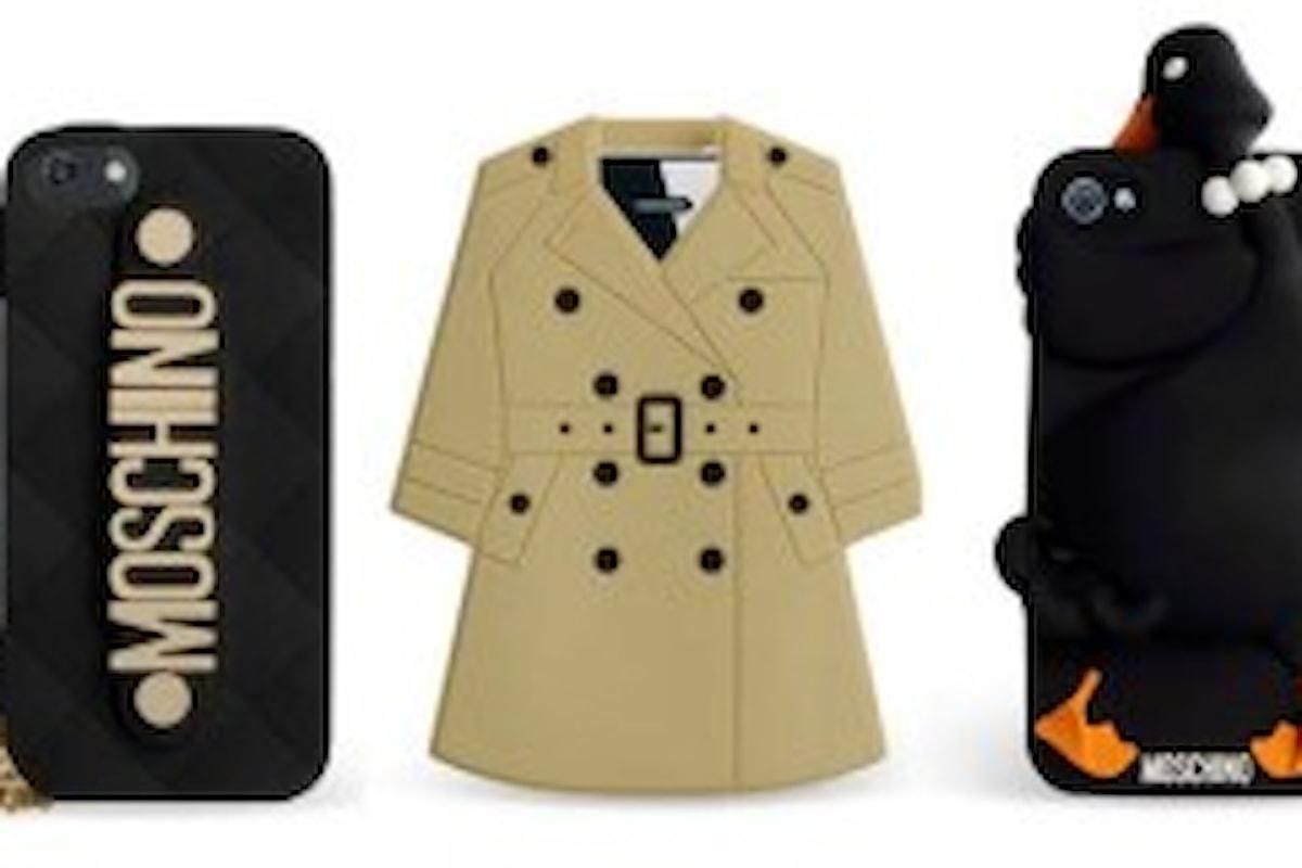 Moschino, Liu-Jo, Anna Sui: i marchi che puntano sulle cover per smartphone