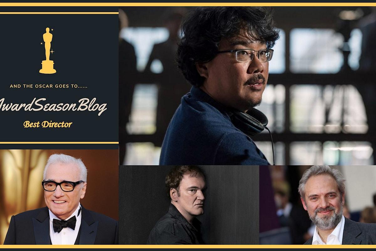 Quali sono i registi favoriti per una nomination agli Oscars 2020? (previsioni dicembre)