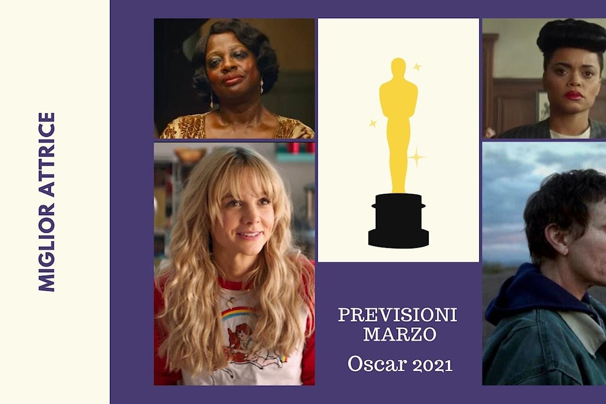 Previsioni Nominations Oscar 2021: le 8 migliori attrici da tenere d'occhio (previsioni marzo)